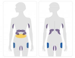 CoolSculpting_Areas_Female_Torso_Front_and_Back