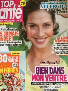 Le Journal de Mon Corps dans le magazine Top santé
