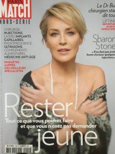 Le Journal de Mon Corps interviewé dans Paris Match