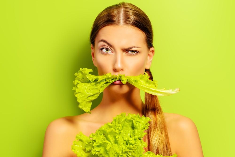 régime vegan et peau