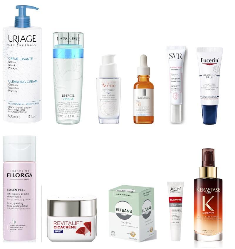 Quels cosmétiques recommandés pour la peau en hiver